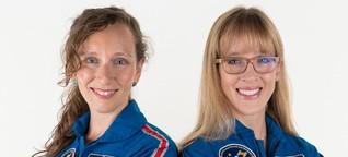 Astronautinnen: Zwei Frauen, eine Mission - der Flug ins All