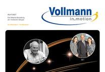 Mitarbeitermagazin Vollmann in.motion