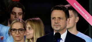 Präsidentenwahl in Polen - Jubel und Katerstimmung