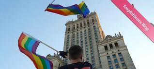 "LGBT Community in Polen - ""Stoppt den Unsinn!"""