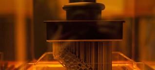 So entstehen Herzmedizin und Zahnersatz aus dem 3D-Drucker