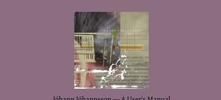 Jóhann Jóhannsson - A User's Manual - Chapter 4: IBM 1401, A User's Manual (2006) - Deutsch (Das Filter)