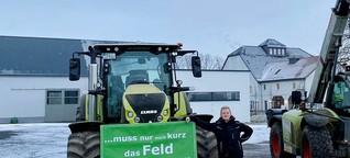 Vom Sportinternat auf den Traktor (neues deutschland)