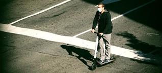 E-Scooter: Gefährlich und nicht nachhaltig?