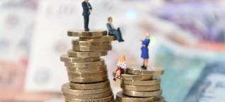 Durchschnittlich 15 Prozent weniger Verdienst für Frauen