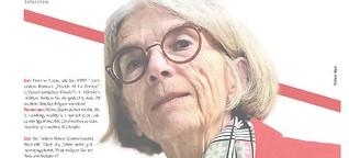 Donna Leon und ihr dreißigster Roman mit Commissario Brunetti