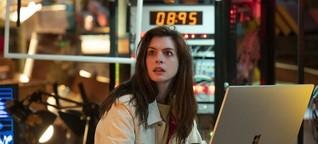 """Anne Hathaway, Morgan Freeman, Helen Mirren - Lohnt sich die Serie """"Solos"""" auf Amazon Prime?"""