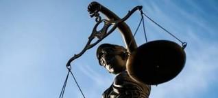 Richter verurteilen Autodieb
