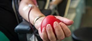 Faktisches Blutspendeverbot für Queers: Diskriminierung light