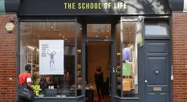 """Philosophie to go in der """"School of Life"""""""