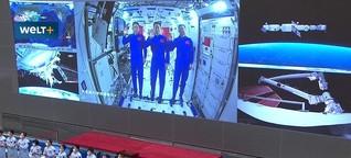 China wird zur dritten Raumfahrt-Nation - WELT