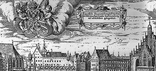Kupferstich Nürnberg