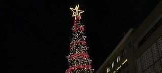 Mission im Ruhrgebiet: Der perfekte Weihnachtsbaum
