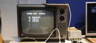 Computerfreaks in der DDR - Ein Commodore 64 kostete ein halbes Jahresgehalt