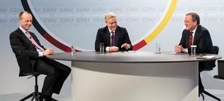 Keiner der CDU-Kandidaten hat einen Plan für die Klimakrise