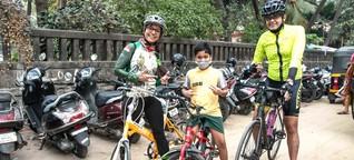 Der Traum vom Fahrrad-Paradies in Mumbai