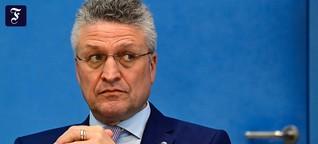 """""""Ein Glücksmoment ist, Politiker zu überzeugen"""": Wie RKI-Chef Wieler durch die Krise kommt"""