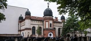 Jüdische Community in Sachsen-Anhalt: Aufbruch trotz Sorgen