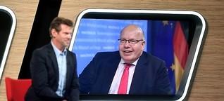 """Altmaier zu E-Autos: """"Der Markt hat es nicht selbst geregelt"""""""