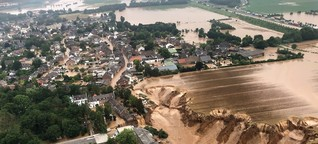 Death toll from European floods climbs to more than 150