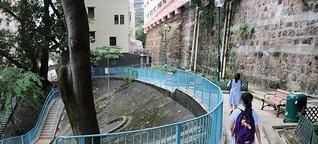 Miniparks in Zwischenräumen – Interstitial Hong Kong