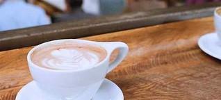 Cafe creme - Walter Benjamin