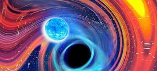 Das Beben der Raumzeit: Entdeckung einer neuer Art von Gravitationswellen | MDR.DE
