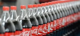 Getränkefabrik in Genshagen: Wie Coca-Cola in Brandenburg Wasser und Strom spart