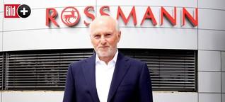 """Dirk Rossmann: """"Es gibt Leute, die versuchen mich fertigzumachen"""""""