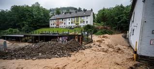 heute journal - Hochwasser