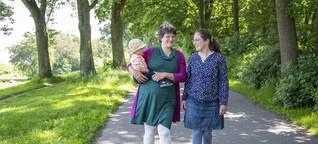 Homosexuelle Eltern: Zwei Bremerinnen über die Familiengründung