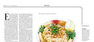 Hummus: Gerichte, die um die Welt gehen