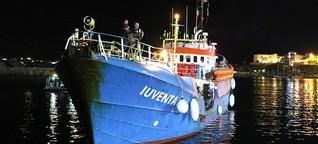 """Dokumentarfilm zum Schiff """"Iuventa"""": Die Geschichte junger Seenotretter"""