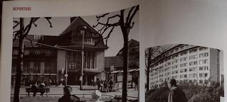 Sehen im Gehen. Akinbode Akinbiyi durchstreift Frankfurt.