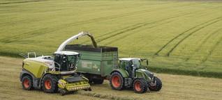 Ackerland in Bauernhand | Forum - Das Wochenmagazin