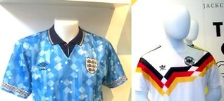 Three Lions at 25: It's still all about Germany