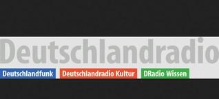 Beiträge im Deutschlandradio