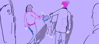 Wie schwer es für queere Paare ist, eine Familie zu gründen