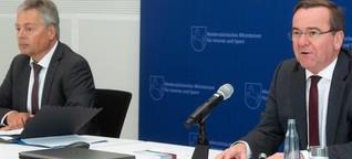 Verfassungsschutz: Wachsender Einfluss von Rechtsextremen