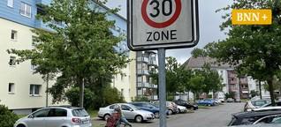 Tempo 30 in der ganzen Stadt: Was das für Karlsruhe bedeuten würde