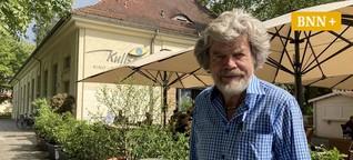 """Reinhold Messner: """"Dass die Alpen überfüllt seien, ist ein Mythos"""""""