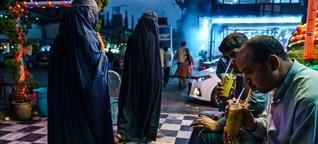 """""""Wir meinen zu wissen, was für die Frauen in Afghanistan gut ist"""""""