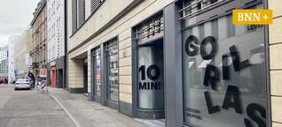Zweiter Gorillas-Standort in Karlsruhe: Express-Dienste expandieren