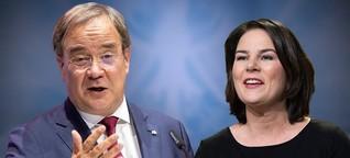 Wie Baerbock und Laschet die Berlin-Wahl beeinflussen