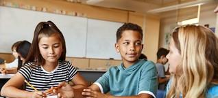 Im Klassenzimmer: So beeinflusst die Sitzordnung Freundschaften