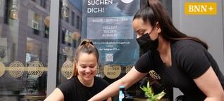 Nach Lockdown: Karlsruher Gastronomen findet kaum noch Personal