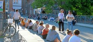 Wie Lüneburg Lösungen für das nächtliche Feiern finden will - LZonline