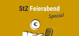 StZ Feierabend Podcast Spezial: In Verruf geraten - warum viele Firmen nicht mehr an Parteien spenden
