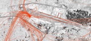 Die Rettungsflüge am Himmel über Kabul