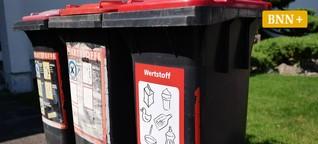 Umstellung der Wertstoff-Sammlung in Karlsruhe wäre rechtlich nicht zwingend